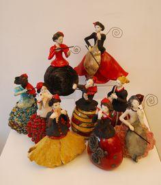 Petites Sonatines Sculptures 2014 Pauline Wateau