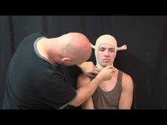 Shrek Makeup Tutorial