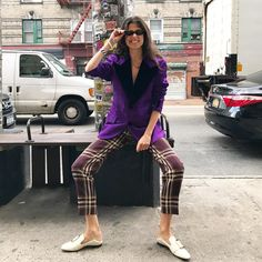 "9,584 Beğenme, 66 Yorum - Instagram'da Leandra (Medine) Cohen (@leandramcohen): ""This is a $paid$ post: It is like, 65 degrees in New York today, which isn't terrible because I get…"""