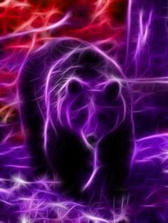 ❧ Couleur : Violet et rouge ❧