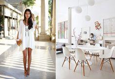 Moda + Décor | Ano Novo. Confira: http://www.casadevalentina.com.br/blog/detalhes/moda-+-decor--ano-novo-3072 #decor #decoracao #interior #design #casa #home #house #idea #ideia #detalhes #details #style #estilo #casadevalentina #moda #fashion #diningroom #saladejantar