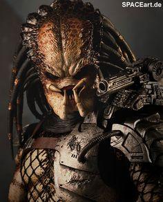 Predators: Classic Predator - Deluxe Figur - Exclusive, Fertig-Modell ... http://spaceart.de/produkte/pr016.php