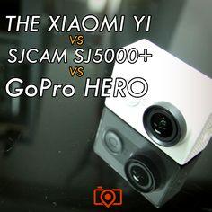 SUDAH SHUT: Compare Xiaomi Yi Vs SJCAM SJ5000+ Vs GoPro HERO