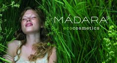 Madara cosmetics are all natural and smell like a field of wildflowers.  Better yet, our customers rave about how gentle and effective their products are!