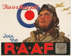 A Brief History of the Royal Australian Air Force: World War Two – 1939 to 1945