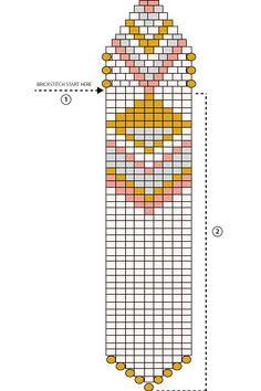 Ressources Faire ses boucles d'oreilles pastels tissage Brick Stitch de perles Miyuki