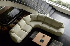 canada curved sectional sofa #19458