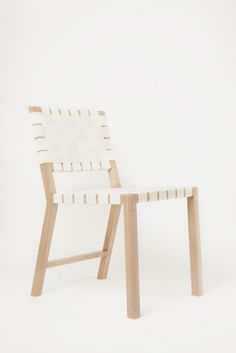 Workroom x Sam Orme-Gee - weave chair