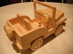 Passo a Passo de Como Fazer Artesanato de Madeira Wood Toys, Wood Projects, Woodworking, Lucca, Cool Stuff, Truck, Toothpick Crafts, Crafts At Home, Wooden Crafts