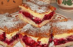 2020-04-29_0636 Baking Recipes, Cake Recipes, Dessert Recipes, Swiss Roll Cakes, Czech Recipes, Hungarian Recipes, Food Cakes, Aesthetic Food, Amazing Cakes
