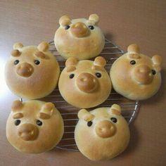 Homemade piggy bread $1.25 a piece by Not Enough Thyme (636) 235-6094 https://m.facebook.com/caterernet