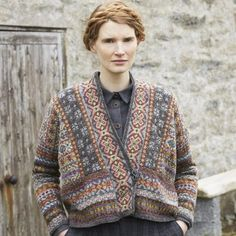 "FAIRISLE Marie Wallin To knit or not to knit that""s the question On my wishlist!!"