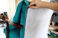como tapizar sillones   Hacer bricolaje es facilisimo.com