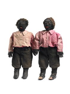 Black Dolls   Mingei