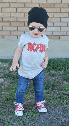 Cute little boy      #fashion #kids