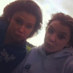 Me and alannah