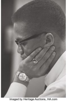 Roy Schatt (American, Malcolm X (four photographs), 1964 Gelatin silver, printed later x - Available at 2017 October 11 Photographs. Malcolm X, American Indian Art, African American History, By Any Means Necessary, Black Image, Black Power, History Facts, Civil Rights, Black History