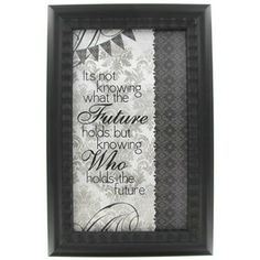 It's Not Knowing What the Future Holds Framed Wall Art | Shop Hobby Lobby
