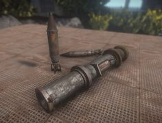 Rockets #rust #game #facepunch