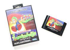 Sega Mega Drive Spiel Lemmings für Sega Mega Drive in OVP!