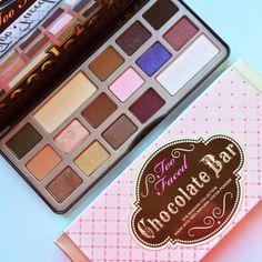 ♡ xprincessjas: Too Faced Chocolate Bar Palette - http://www.xprincessjas.co.uk/2015/03/too-faced-chocolate-bar-palette.html
