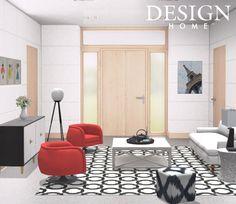 Inviting living room design by tiffani valencia
