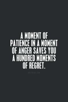 Don't regret the words you say in anger, think positive, be positive, or be silent. Motivacional Quotes, Quotable Quotes, Words Quotes, Sayings, Qoutes, Anger Quotes, Funny Quotes, Quotes About Anger, Temper Quotes