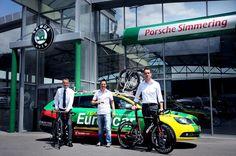 #Europcar #Mietwagen #Automiete #Mobilitätspartner #Sport #Sponsoring #Rennrad #Radsport #Presse #OTS #RaceAroundAustria