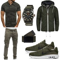 Send us an image of an outfit you love and we'll find you the items to match in your size and price range!Get started for free 🎉 Casual Wear For Men, Stylish Mens Outfits, Casual Outfits, Mode Outfits, Fashion Outfits, Urban Fashion, Mens Fashion, Style Masculin, Look 2018