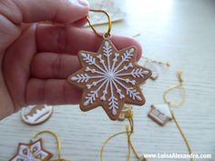 Decorações de Natal imitação de Biscoitos - http://gostinhos.com/decoracoes-de-natal-imitacao-de-biscoitos/