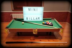 JUEGO 🎱 Mini Billar 🎱 Aurora, Villa, Rural House, Game, Northern Lights, Fork, Villas