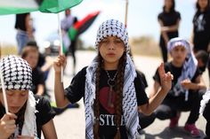 Voice For The Voiceless: Palestine's 10-Year-Old Journalist Janna Jihad