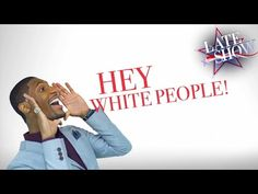 Hey White People! With Jon Batiste And Friends | Jon Batiste created a powerful new public service announcement about racial issues in America, with help from Tituss Burgess, Kevin Hart, Gayle King, Michael K. Williams, Samuel L. Jackson, Anthony Anderson, and John Oliver.