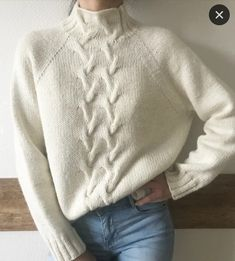 Sweater Wool / Alpaca 🐑 13 000 ₽ in stock # vy . Sweater Wool / Alpaca 🐑 13 000 ₽ in stock # knit only grandmothers Knitting Blogs, Easy Knitting Patterns, Knitwear Fashion, Knit Fashion, Summer Knitting, Knit Crochet, Sweaters For Women, Outfits, Clothes