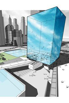WTC Memorial 2 / JONES,PARTNERS;ARCHITECTURE