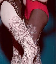 lace tattoo | Tumblr