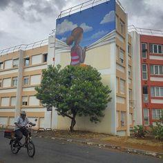 Cité Rose des Vents, Le Port, Reunion Island