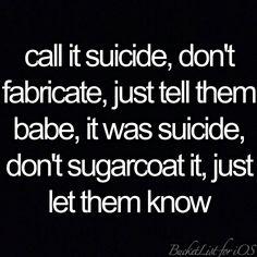 James Arthur-Suicide
