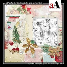 ArtPlay Palette Kits