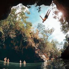 Dive into Friday with GoPro #FeaturedPhotographer @marcbaechtold. Swipe left +   for tips: • Photo 1: Shot on Burst Mode at 1 photo every 0.5 sec to make sure I froze the right split second moment! Taken in #Cuba outside of Trinidad. • Photo 2: Dome shots can easily be taken at noon when the #water is the brightest + clearest! Taken in Wakatobi, #Indonesia. • Photo 3: Curiosity Cams are best taken with Burst or Time-Lapse Modes. Taken in Emmental, #Switzerland. • Photo 4: Always look for…
