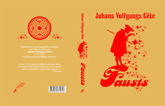 J.W.Geothe Faust book cover