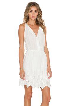 Deby Debo Toulon Dress in Cream