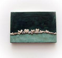 steine bemalen geschenkideen bemalte steine basteln mit steinen herzen basteln pinterest. Black Bedroom Furniture Sets. Home Design Ideas