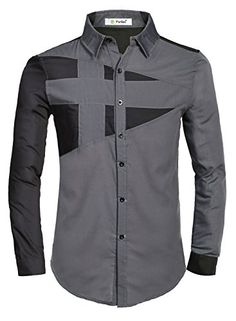 Sale Mens Designer Slim Fit Shirts Casual Shirt Long Sleeve Clearance Sale
