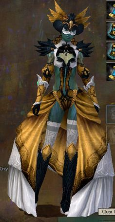 Nightmare Court Armor Light For Asura Purchase In Lion