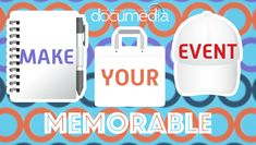 Memorable giveaways - themed party giveaways Everyone loves a good party. Party Giveaways, Event Marketing, Best Part Of Me, Corporate Events, How To Plan, How To Make, Party Themes, Party Favors, How To Memorize Things