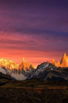 Patagonia en Otoño, Argentina