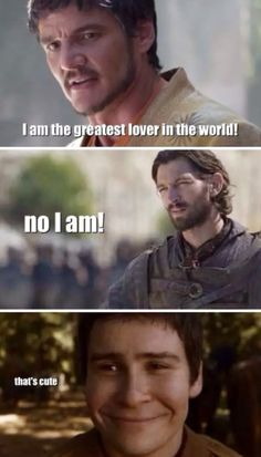 Game Of Thrones Meme, Game Of Throne Lustig, Game Of Thrones Instagram, Game Of Thones, Got Memes, Memes Humor, King In The North, Film Serie, Funny Games