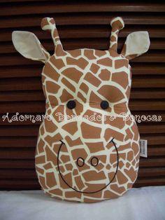 Almofada Girafa