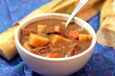 slow cooker guinness beef stew » Table for Two